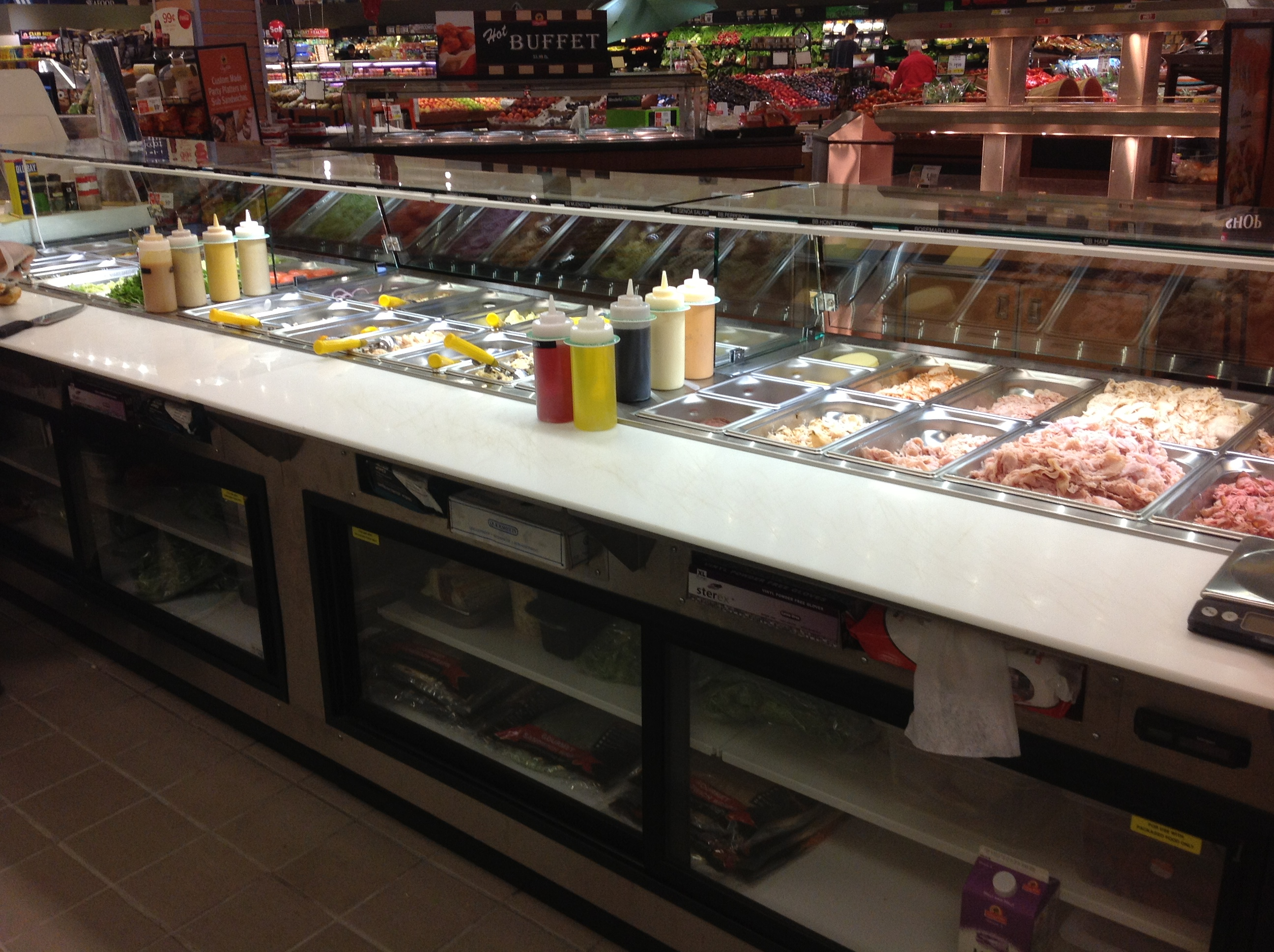 office space ideas photos - Bakery and Deli Display Cases Borgen Refrigerated Systems